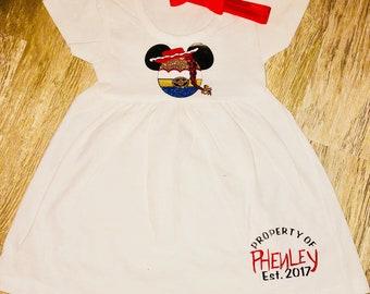 Disney Jessie Toy Story Dress