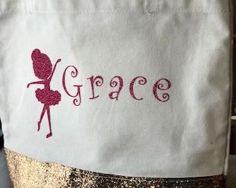 Custom Ballerina Bag