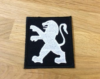 PEUGEOT Logo Patch | motorcycles patch | jacket patch | Jeans Patches |