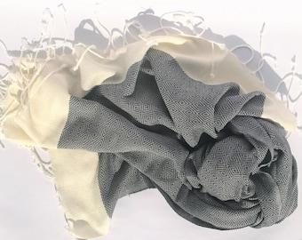 100% COTTON TURKISH TOWEL- Pestemal, Peshtemal, Beach Towel, Fouta,Best Towel, Towel, Turkish Bath Towel, Peshtemal Towel, Hammam Towel
