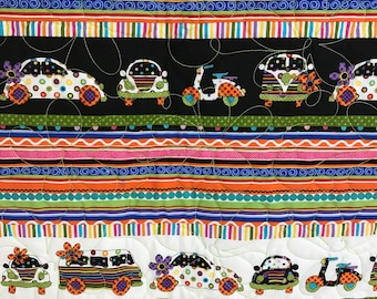 VW finished Quilt