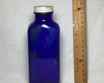 Milk of Magnesia Bottle