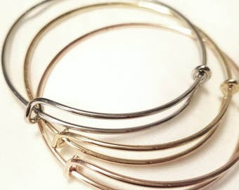 Bangle Charm Bracelet Band