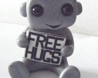 Free Hugs Robot