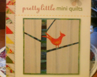 Pretty Little Mini Quilts by Lark Books - Free Shipping