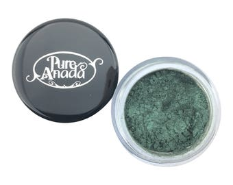 Luminous Eye Colour - Emerald Isle, Loose Mineral, Emerald Green