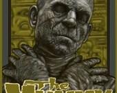 The Mummy 1932 - A3 Print...