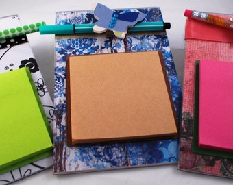 Mother's Day Gift (NAME CAN be ADDED) Sticky Note Pad Holder