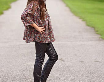 Cambridge Pants PDF Sewing Pattern, Girls Pants Pattern