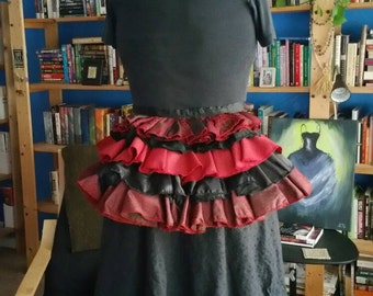 The Scarlet Pimpernel Bustle
