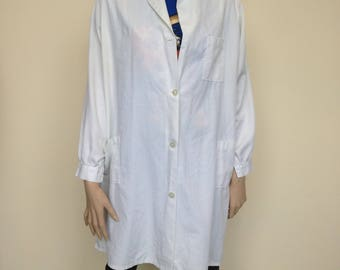White Coverall for craft/ DIY
