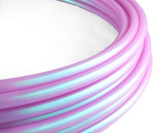 "Polypro Hula Hoop 3/4"" Third Eye Purple // Customizable// Light Weight//Trick Hoop//Dance Hoop"