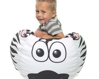 Ziggy The Zebra Bean bag chairs