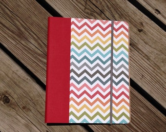 Small Chevron Binder Only