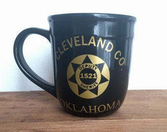 Customized 10 oz. Coffee Mug
