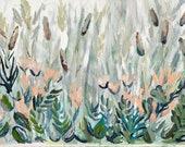 Ocean Marsh, 13x19 Signed...