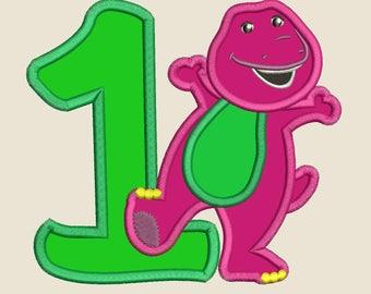 Barney Birthday Party TShirt