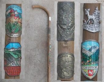 Wonderful Walking Cane, Walking Stick, Germany Decor, Germany Walking Cane, Decor,  Home