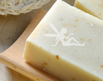 Hemp'n'Mint Natural Handmade Soap vegan