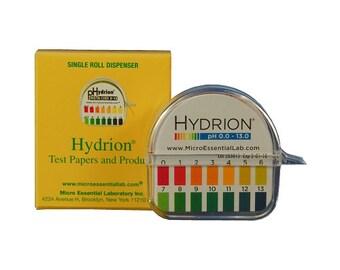 pH Indicator Roll (0-13)