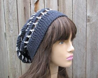 CROCHET PATTERN- Slouchy  Spring Hat, Crochet Pattern PDF,  Pattern No. 54