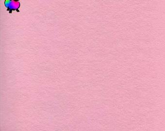 Pink WOOLFELT - National Nonwovens WoolFelt