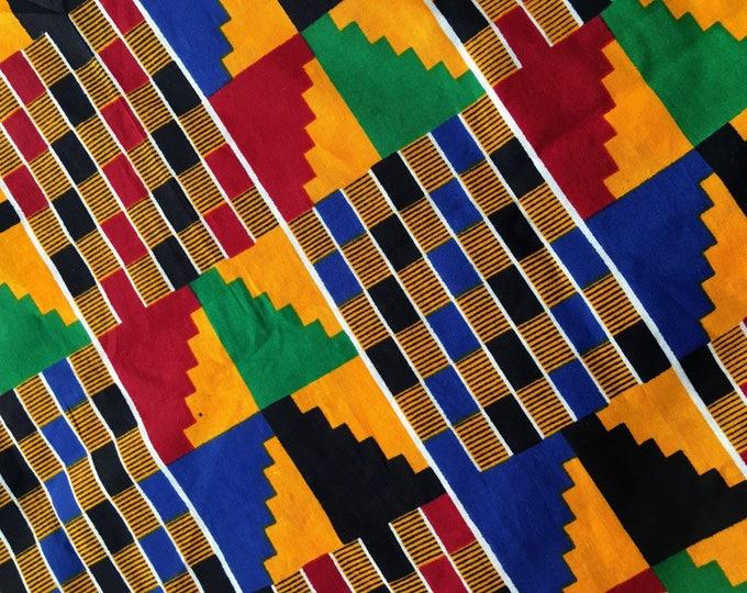ADWOA | Headwrap, African fabrics, Wax Ankara | Hair Accessory
