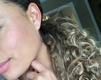 Stud Earrings, Post Earrings, Earrings, Silver Earrings, Studs, Silver Stud Earrings, Minimalist Earrings