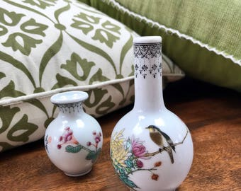 Miniature Chinese Porcelain Vases