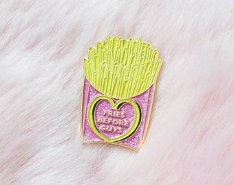 fries before guys - pin