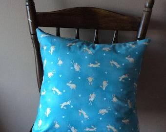 Handmade guess how much I love you cushion