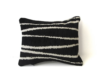 Grey Pillow Cover #3