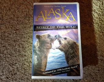 Alaska Spirit is the Wild
