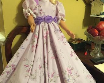 My Size Barbie Dress