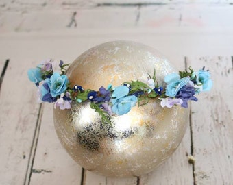 Wreath for Kinds - Blue