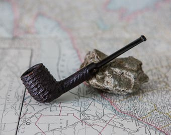Vintage Champion De luxe Estate Pipe. Algerian Briar.