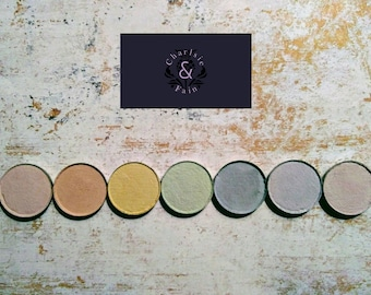 Wools-Shadows-Highlighters-Color Correctors