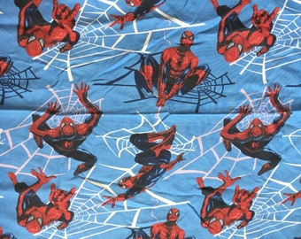 Spider-Man Twin Flat Sheet by Dan River