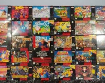 Super Nintendo SNES Collection