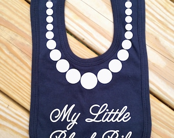 Little Black Bib