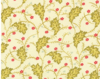 Honeysweet ginger vine cotton fabric by Fig Tree for moda fabric 20213 11