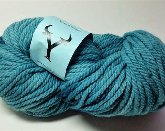 100% Merino Yarn - Teal