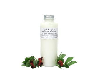 Vegan Normal/Sensitive Skin Facial Moisturizer