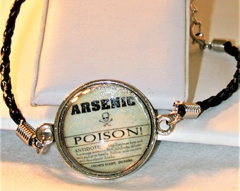 Gpth Arsenic Poison Cord Picture Bracelet