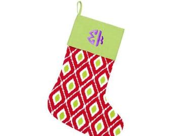 Sigma Kappa Christmas Stockings