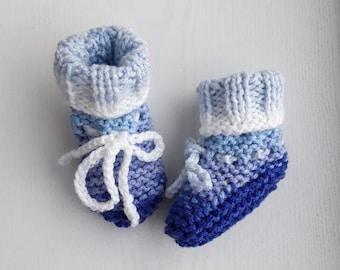 baby booties hand made SOCKS baby socks Hand knit baby socks knit baby socks newborn socks baby socks newborn gift