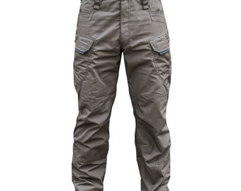 """Army Tactical pants """"DIVISION"""" TUNDRA  Military camouflage Trousers"""