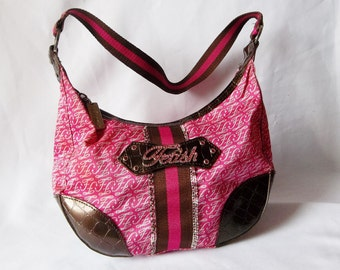Fushia Pink Fetish Hand Bag