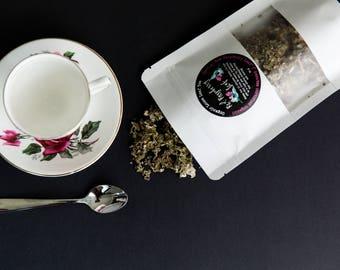 Red Raspberry Leaf - Organic Uterus Strengthening Pregnancy Tea