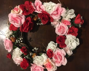 Valentine's Wreath